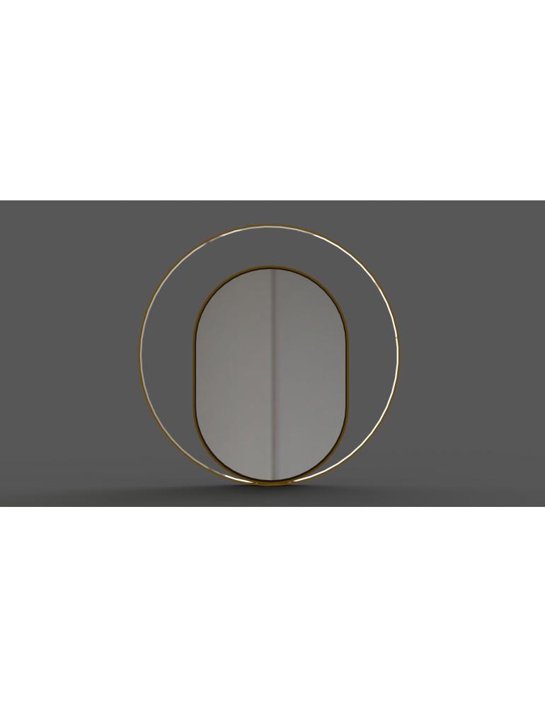 Zrkadlo ICONIC ANELLO