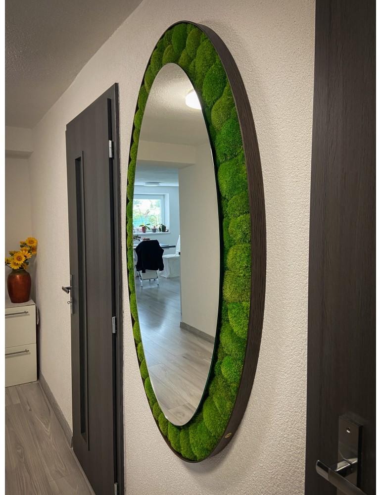 Machové zrkadlo ICONIC - atyp tvar