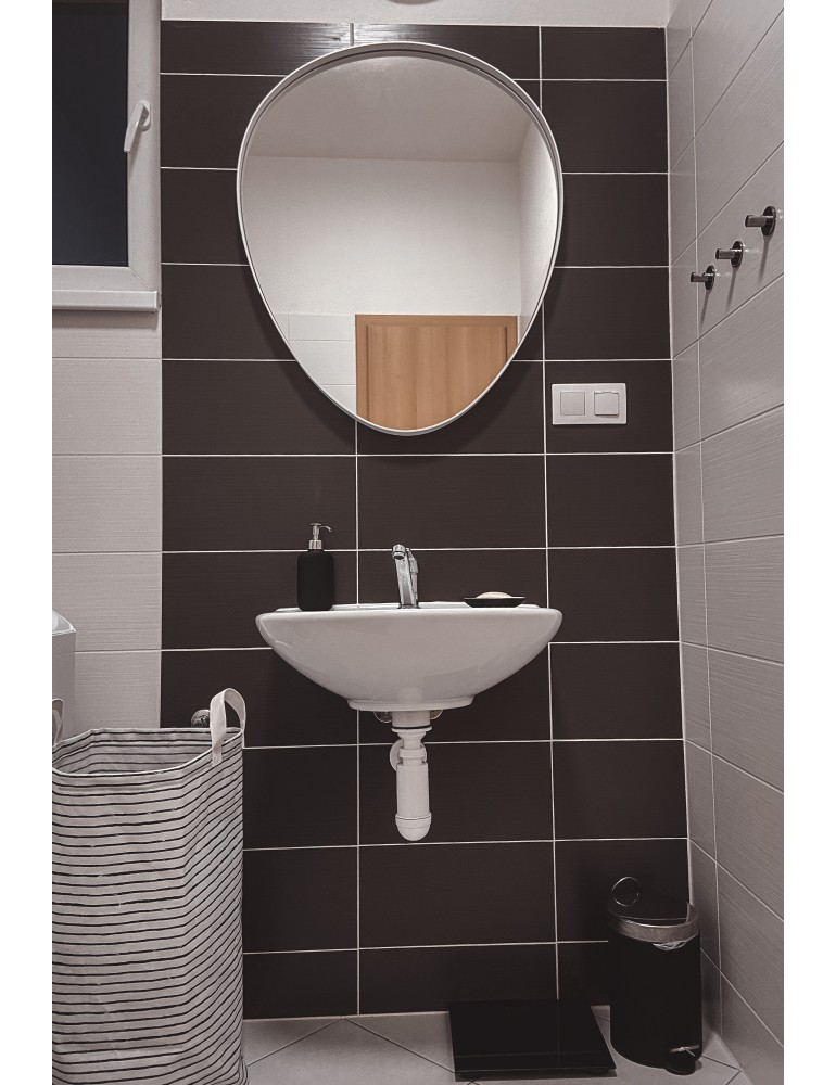 Zrkadlá ICONIC ORGANICO Lux