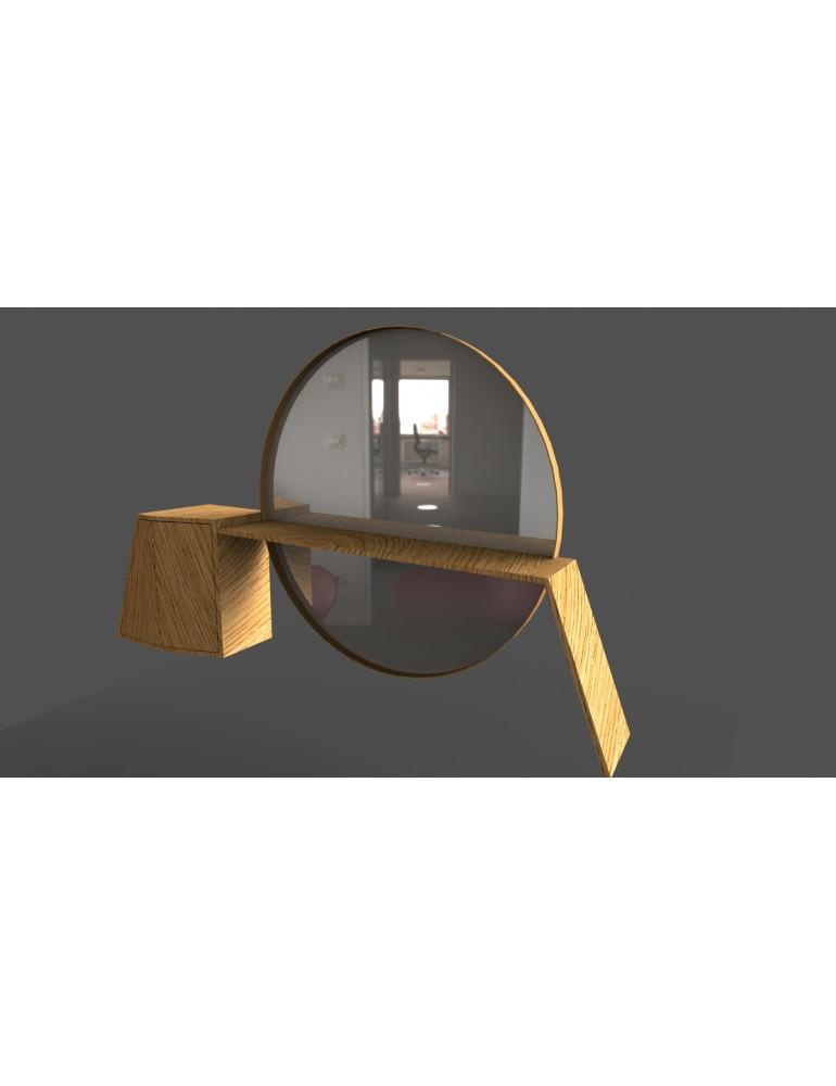 Spálňový zrkadlový set 2