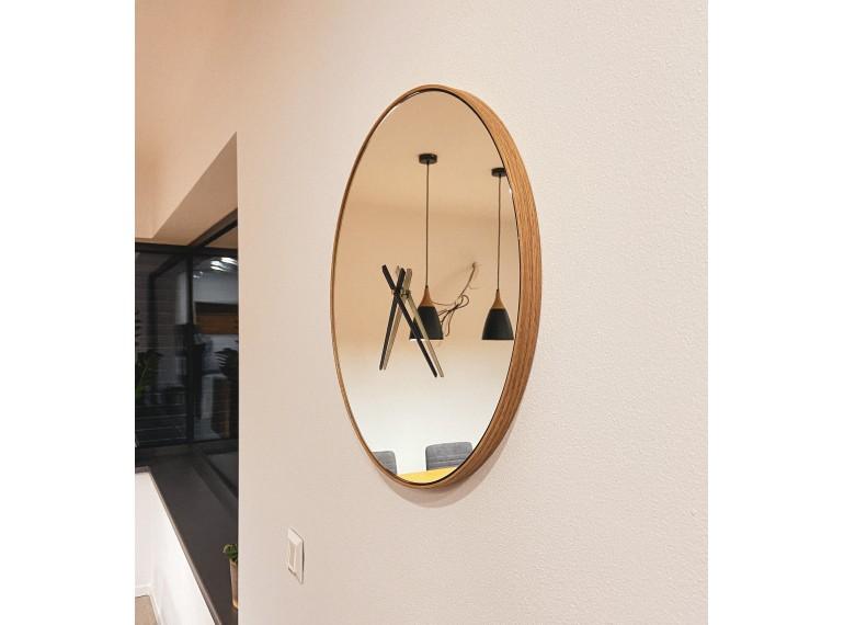 Zrkadlové hodiny ICONIC